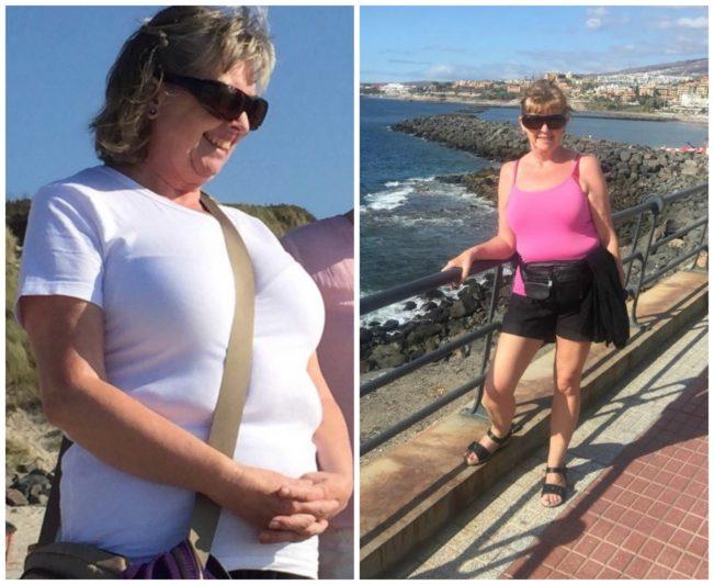 Annes vægttab