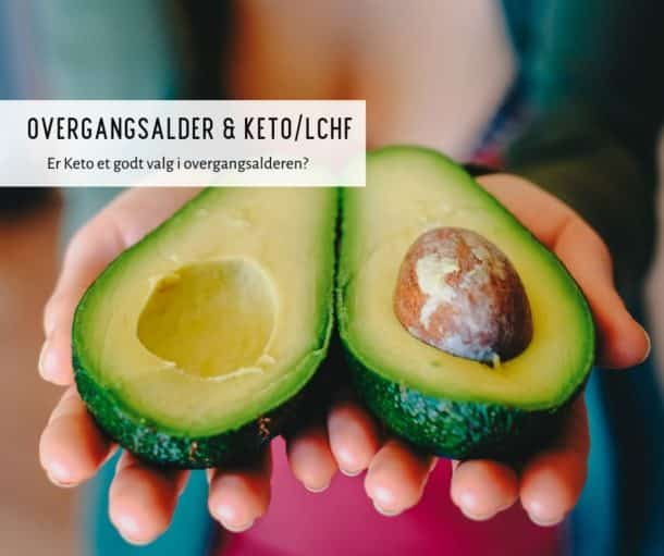 Overgangsalder og Keto - er Keto godt for kvinder i menopause?