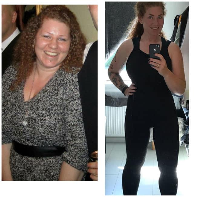 Sofie tabte 40 kg med LCHF/ Keto og fik sig en ny og bedre livsstil