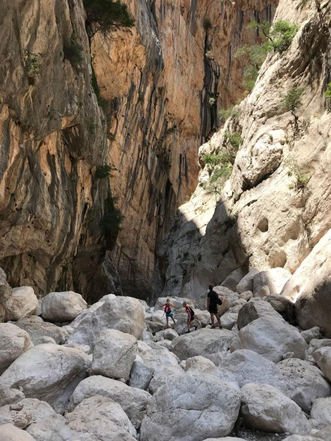 Gorrupo kløften på Sardinien - den flotteste vandretur i Europa