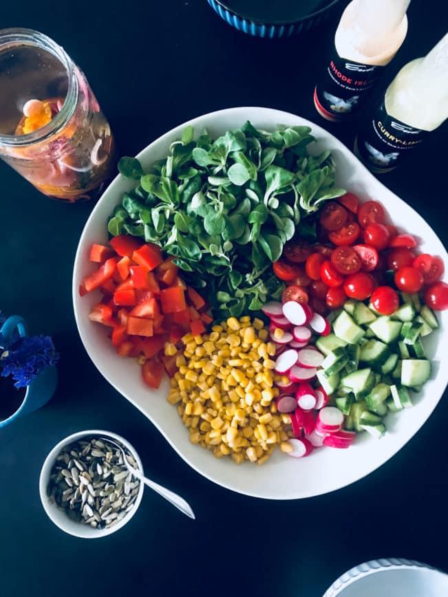 Grøntsager - nemme grøntsager til hverdagsmaden