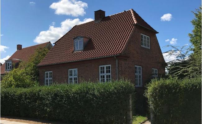 Vores nye hus