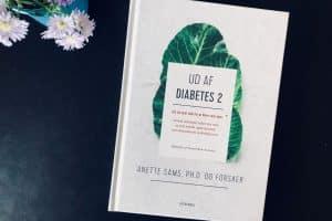Ud af Diabetes 2 - banebrydende bog om Diabetes 2 og om hvordan vi skal gribe kost- og livsstilsanbefalingerne an, hvis vi vil lykkes med at knække kurven for type 2 diabetes