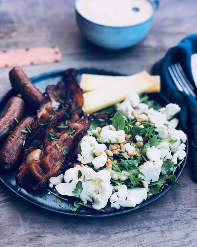 #HvadJaneSpiser - et kig på mine måltider siden sidst - Low Carb, LCHF, Keto