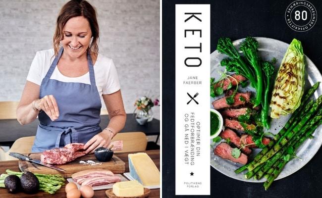KETO bog - KETO -Optimer din fedtforbrænding og gå ned i vægt