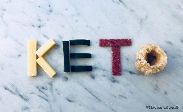 KETO - Alt om KETO - KETO for begyndere - KETO for vægttab