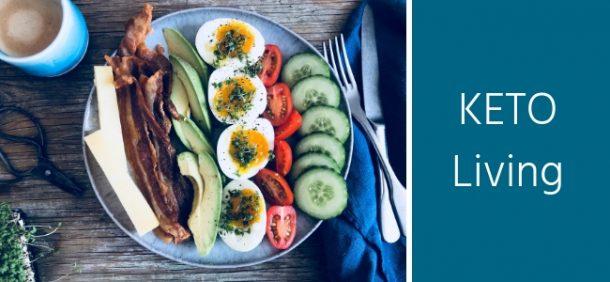 KETO Living - få hjælp til alle de spørgsmål du har om KETO og få succes med dit vægttab