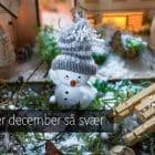 Derfor er december så svær.