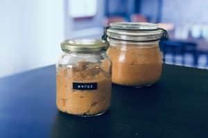 Kvædekompot med ingefær uden sukker