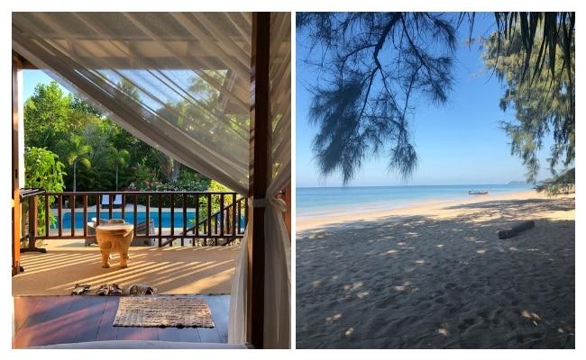 Koh Jum, Thailand. Idyllisk og fredelig ø i Krabi-provinsen.