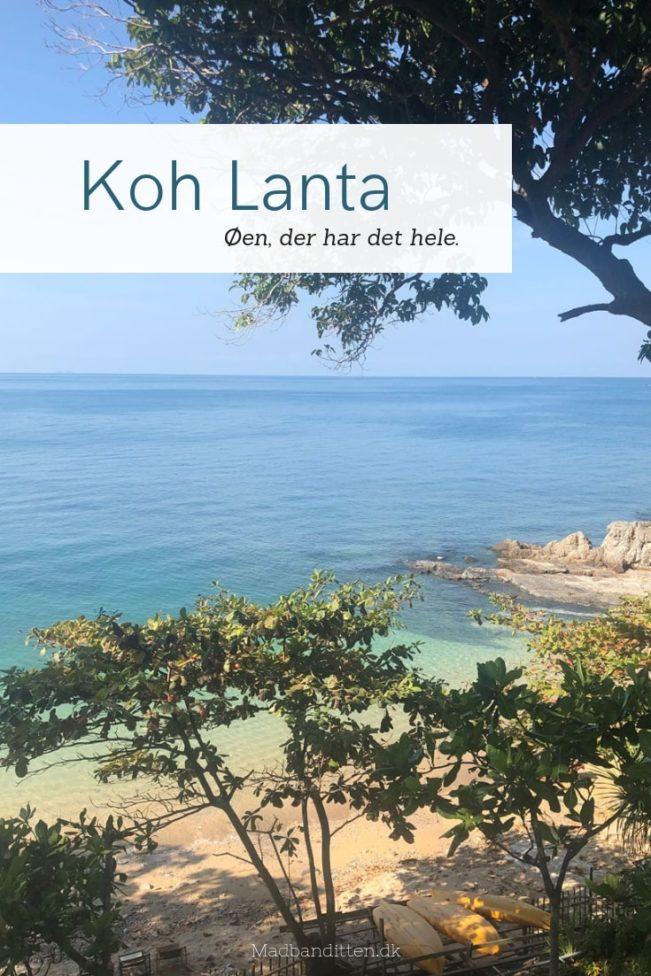 Koh Lanta - Crown Lanta Hotel Resort - Koh Lanta, Thailand. Øen, der har det hele. Smukke sandstrande, mange restauranter og butikker og underholdende byliv.