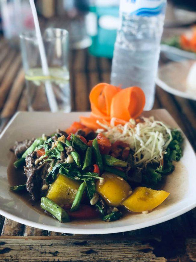 Low Carb i Thailand - kan det overhovedet lade sig gøre. Se her hvad du spiser, hvis du vil spise low carb i Thailand