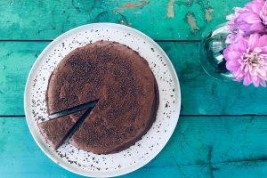 Gateau Marcel med orangesmag - lækker opskrift på den berømte chokoladekage