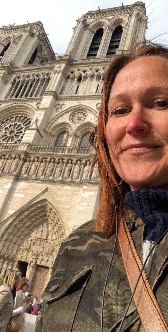 Notre Dame de Paris .