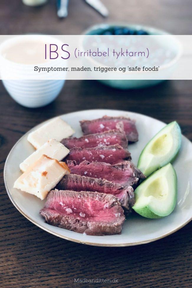 IBS - mad der hjælper