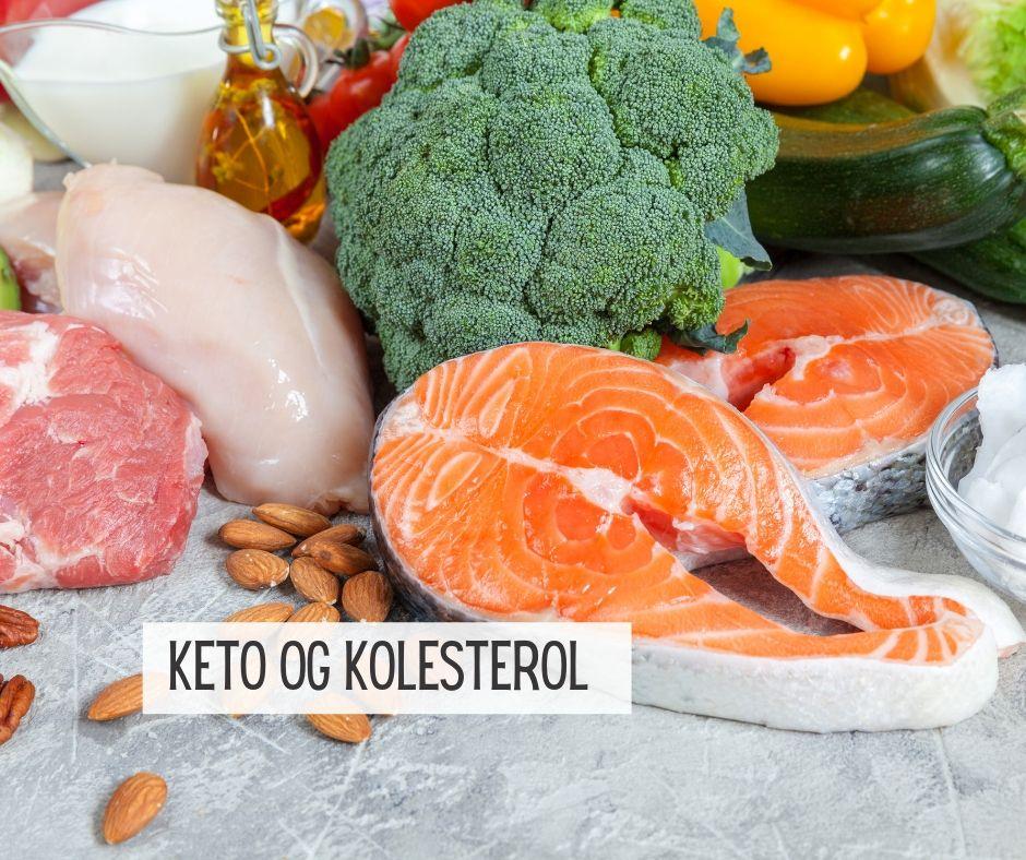 KETO og kolesterol - hvad sker der med kolesteroltallet, når man spiser KETO og hvad skal man gøre, hvis man får forhøjet kolesterol?