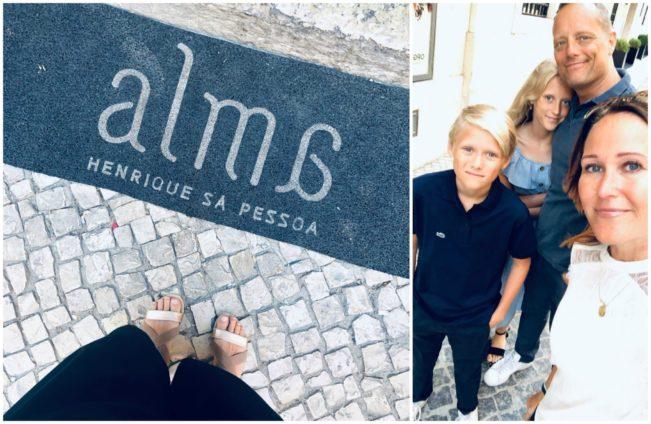 Alma - Lissabon