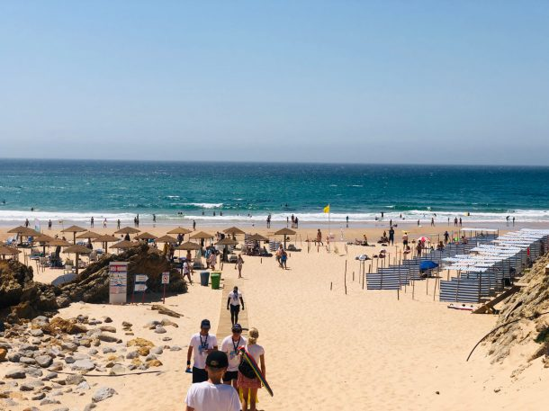 Cascais - ferieby nord for Lissabon med fede strande