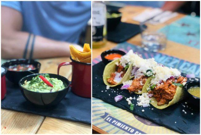 Bedste mexicanske mad i Lissabon