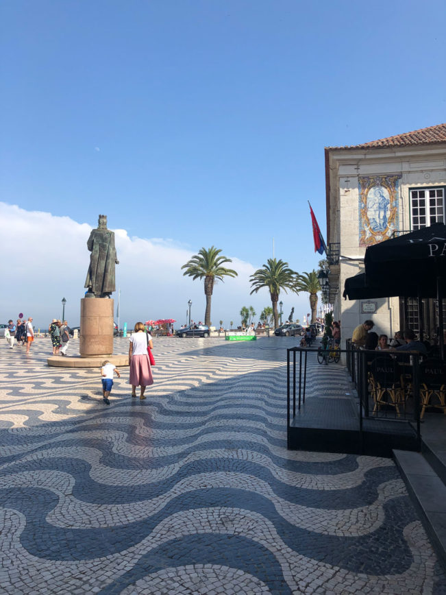 Cascais - turistby i Portugal