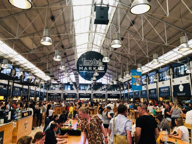 Markeder i Lissabon