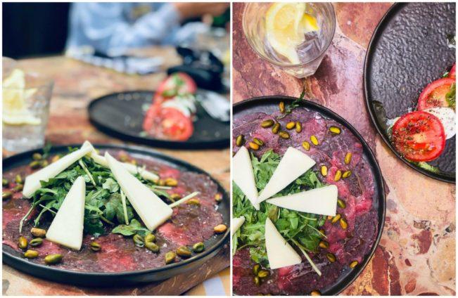 Bedste italienske restaurant i Lissabon