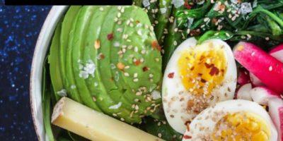 Low Carb Vegetar - sådan spiser du low carb/LCHF som vegetar - e-bog med energiberegnede opskrifter fra Jane Faerber, Madbanditten.dk