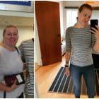 Fra overvægtig teenager til slank og smuk 24-årig - læs om Dittes vægttab med LCHF/KETO