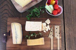 Oste - inspiration til lækre oste til ostebordet