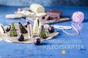 Low Carb Juleopskrifter - Få Madbandittens juleopskrifter lige til at printe ud