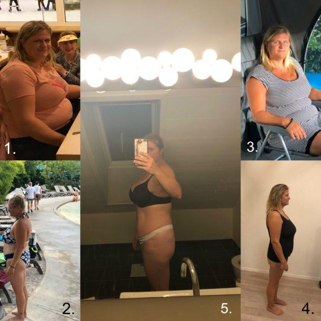 Vægttab Keto Mette tabte 30 kg med Keto