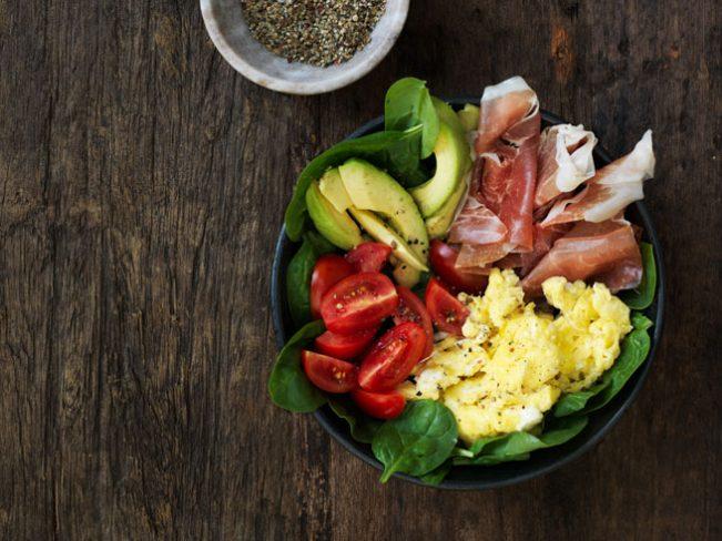 Keto-morgenmad til travle morgener
