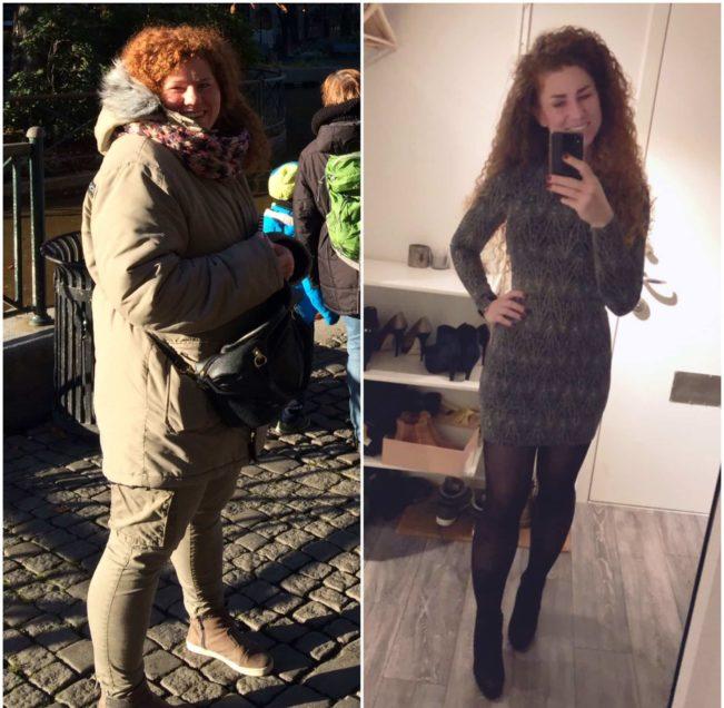 Sofie tabte 60 kg med Keto
