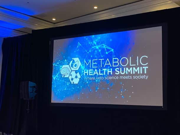 Keto konference i USA - Metabolic Health Summit