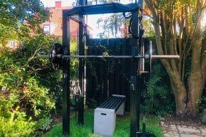Home Gym - sådan laver du et fedt træningscenter i haven