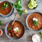 Chili con carne - opskrift på en ægte chili med oksebov eller tykkam