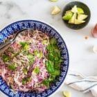 Mexicansk coleslaw - lækkert tilbehør til mexicansk mad