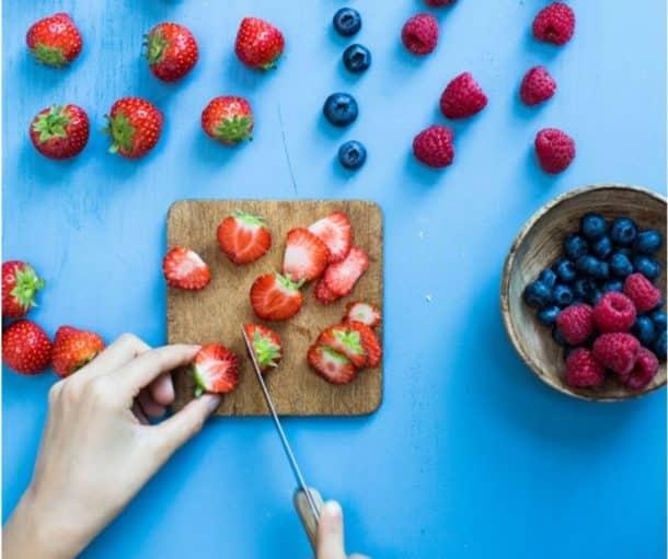 Overvægtige børn - hvad skal et overvægtigt barn spise?