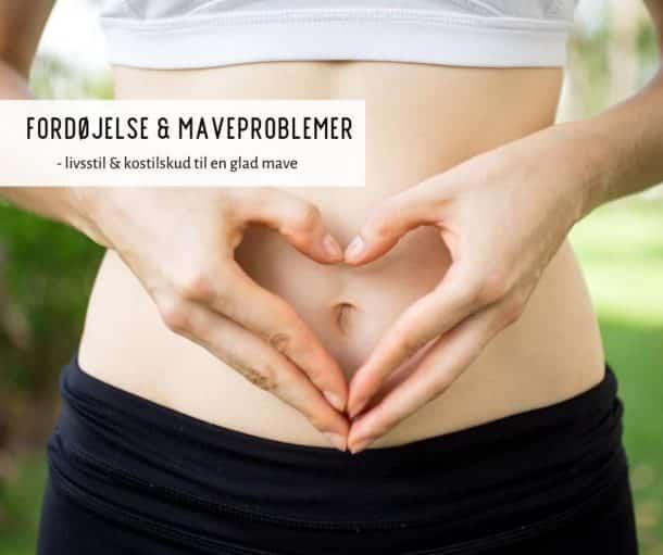 Fordøjelse og maveproblemer - livsstil, kost og kosttilskud til en sund fordøjelse