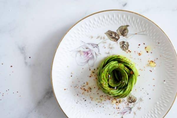 Avocadoblomst - trin for trin guide til at lave blomst af avokado
