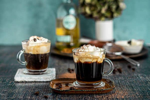 Irish coffee - sukkerfri opskrift på irsk kaffe