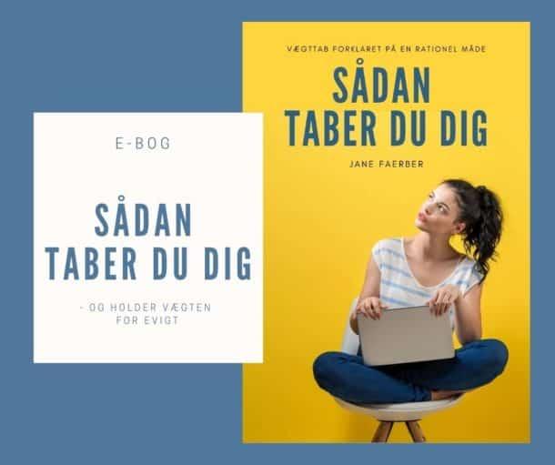 Sådan taber du dig - e-bog af Jane Faerber