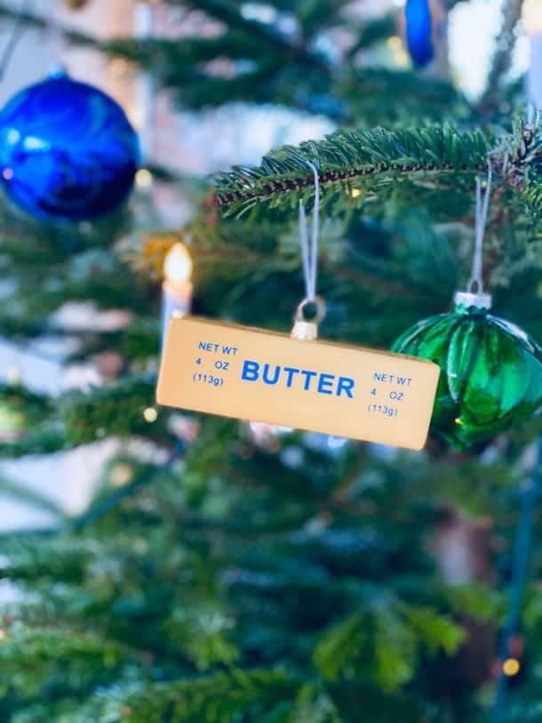 Jul butter stick juletræ