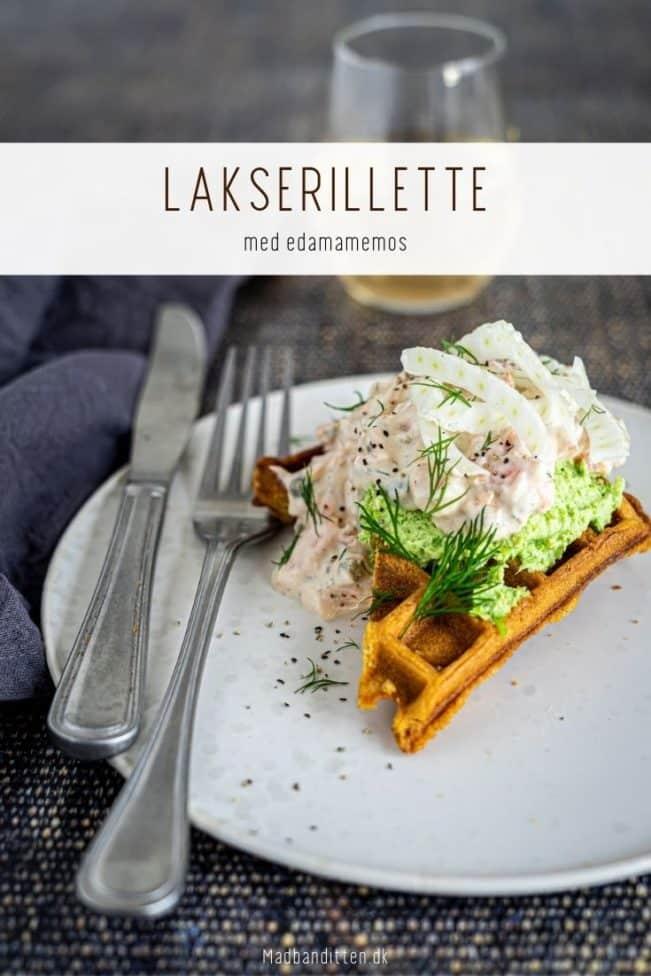 Lakserillette - opskrift på rillette af laks - skøn forret eller frokost