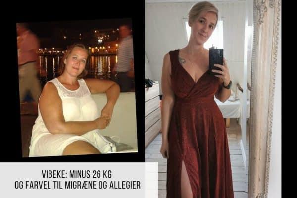 Vibeke: Vægttab med Keto og farvel til migræne og allergier