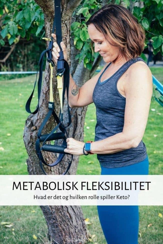Metabolisk fleksibilitet - Hvad er det og hvilken rolle spiller Keto?