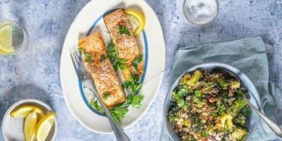 Aftensmad opskrifter med fisk