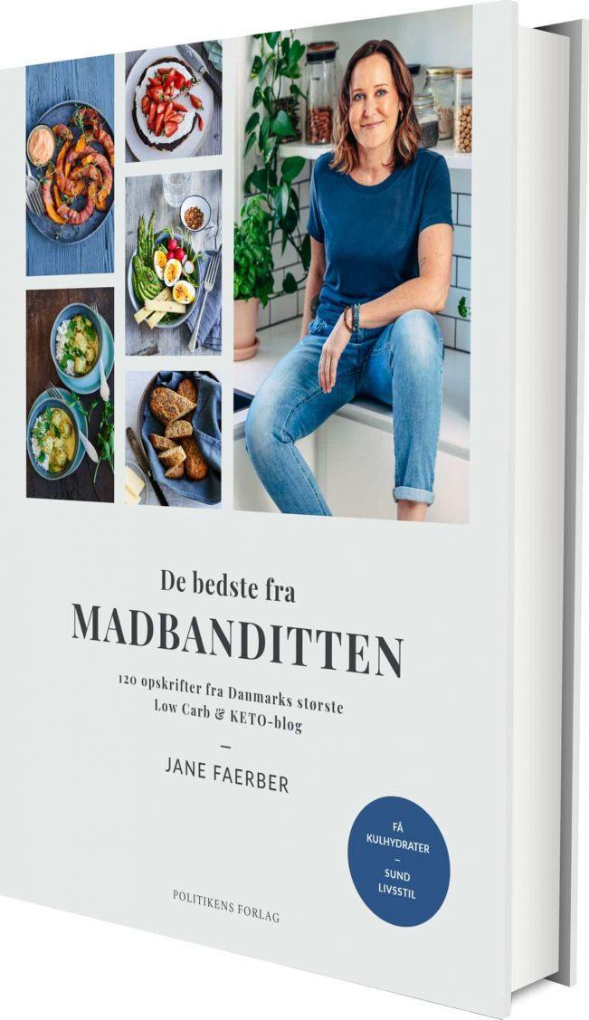 De bedste fra Madbanditten - ny bog af Jane Faerber