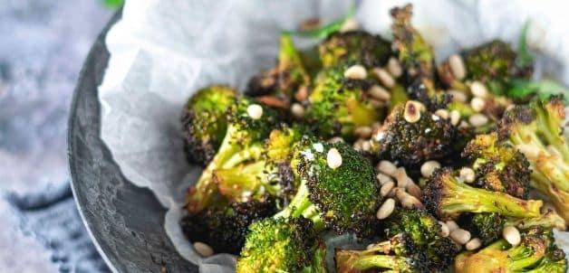 Tilbehør med grøntsager