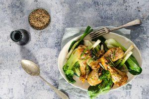 Ingefær-lime-kylling - Lækker Keto aftensmad